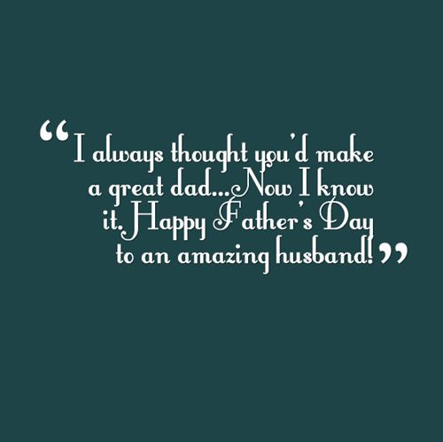 Best happy fathers day messages from wife to husband m4hsunfo