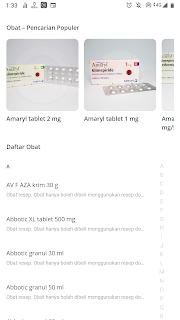 Review aplikasi SehatQ