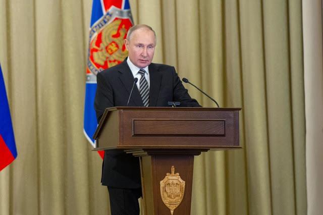Η Ρωσία εντόπισε και αποκάλυψε 72 ξένους κατασκόπους