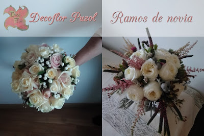 Ramos de novia 6 - Decoflor Puzol