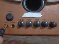 Mengoperasikan Speaker System Portable