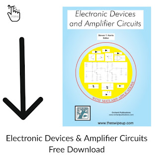 Electronic Devices and Amplifier Circuits with MATLAB Applications, Free Download