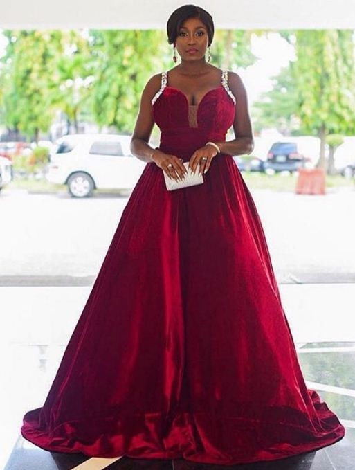 Collection of long gowns types of fashion styles with pictures