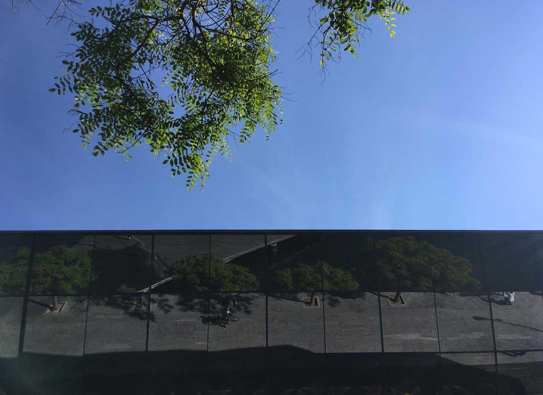 Reflejo. Maremagnum. Barcelona