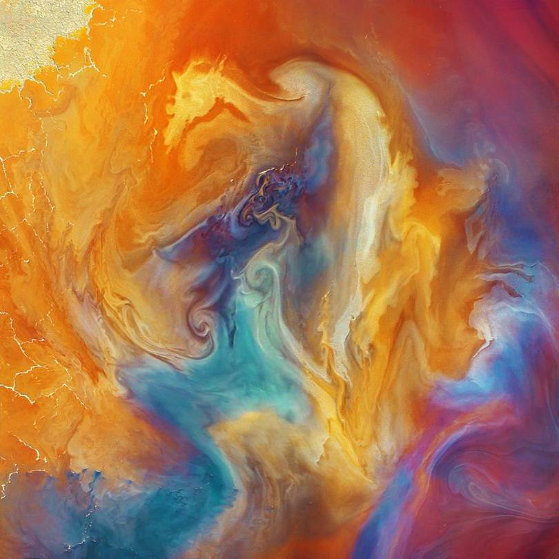 Abstract Category Winner: Phoenix Rising
