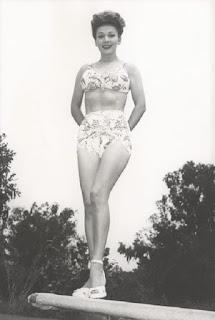 Carole Landis Pin-Up