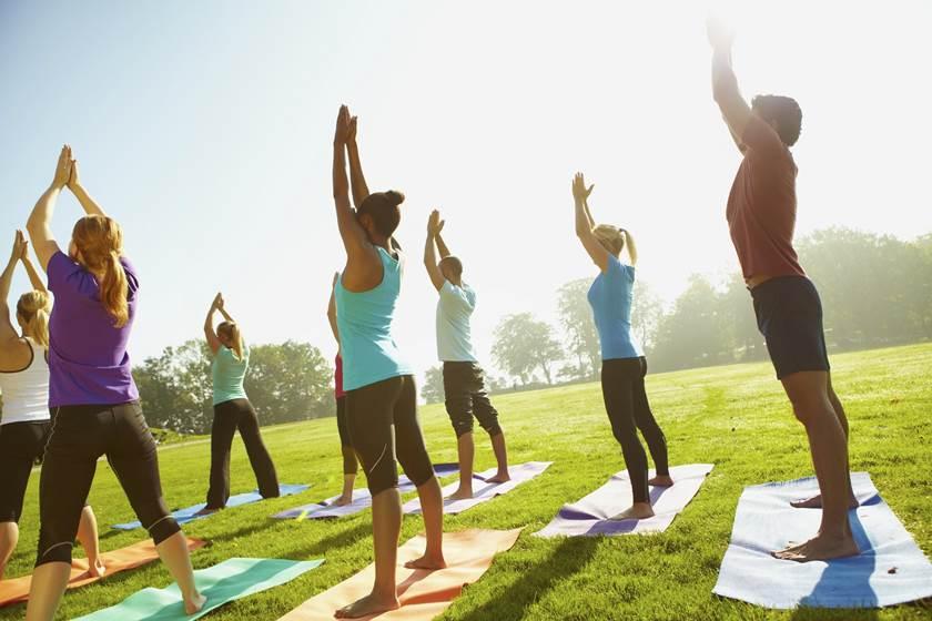 Yoga como medicina complementar: Yoga pode ajudar na saúde mental e física