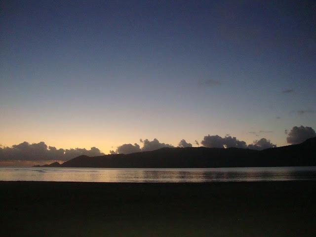 Sunrise at Casapsapan Beach