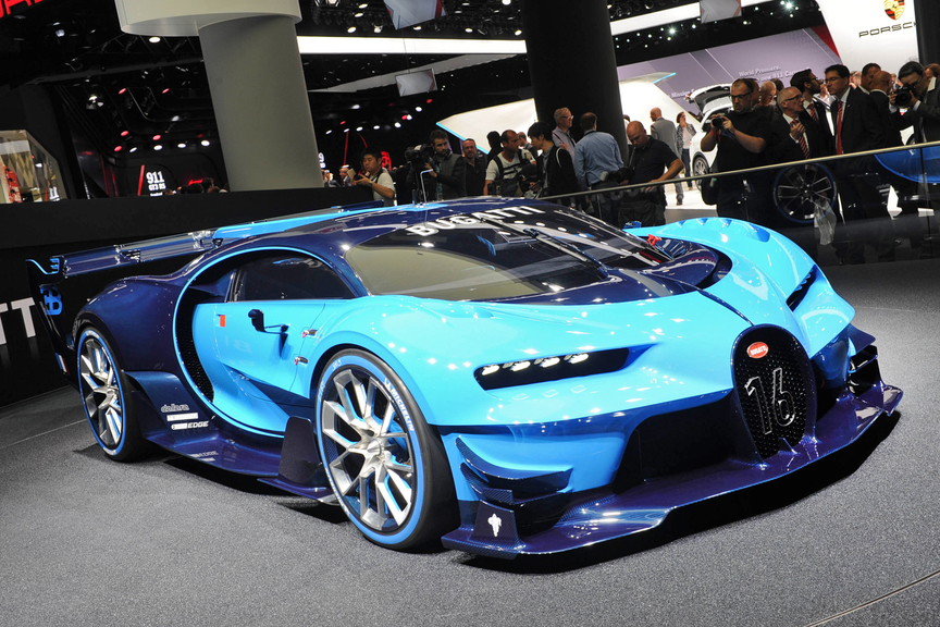 bugatti vision gt price 2017 with Fastest Production Car Unmodified on Ford Gt 2017 additionally 1110389 new Porsche 918 Spyder Surfaces For Sale Online additionally Bugatti Vision 1 12 likewise 2019 Nissan Gtr Concept Rear as well Not Your Average Car Showroom Bugatti Opens Flagship Store In London.