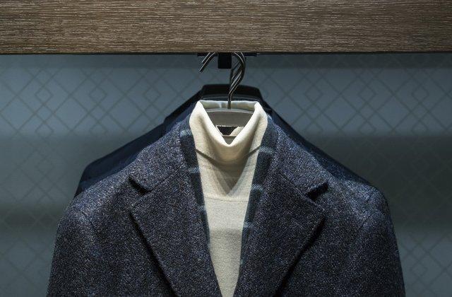 chaqueta de lujo