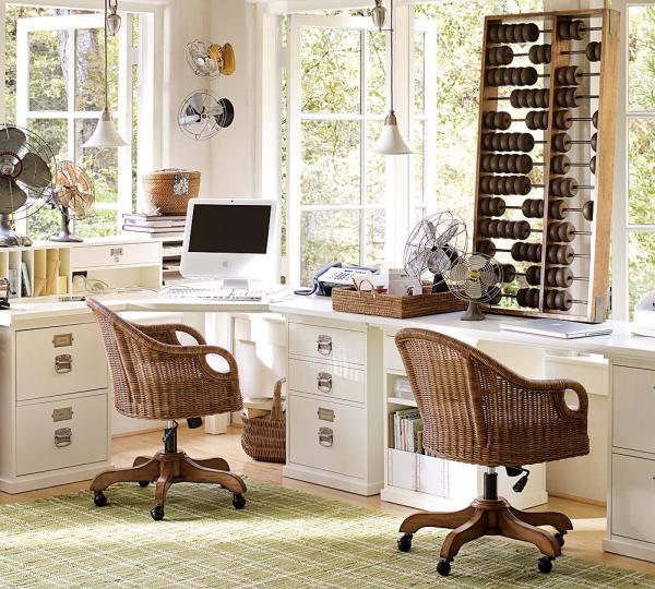 Charming Wingate Rattan Swivel Desk Chair Source Information