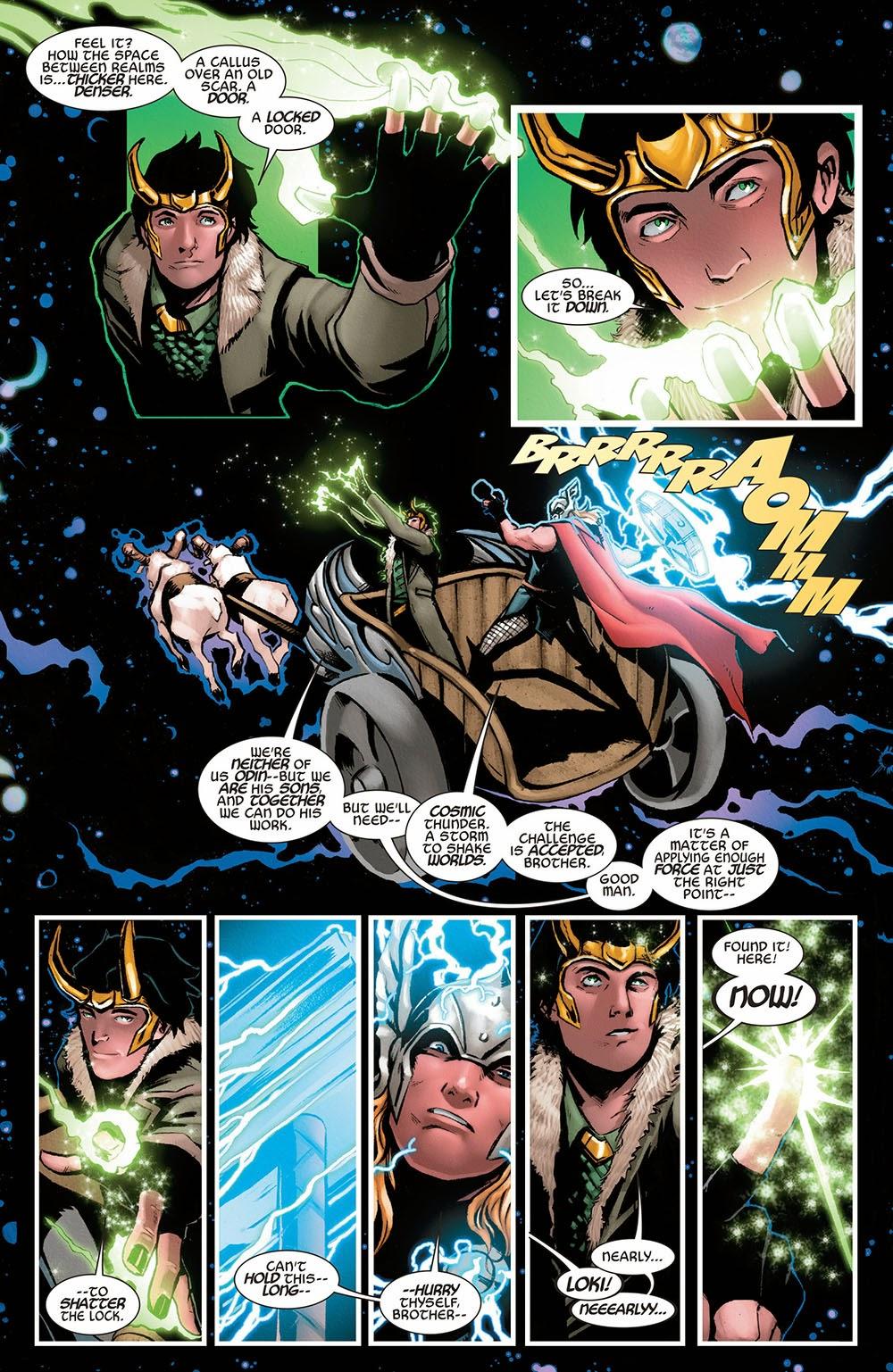 Original Sin – Thor & Loki 001 (2014) ……… | Viewcomic