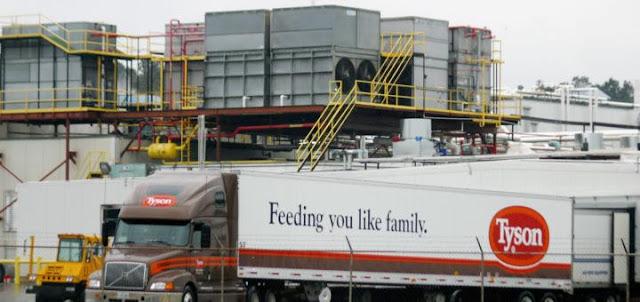 Костлявая рука голода тянется к США