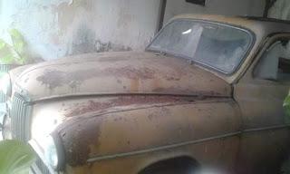 Humber hawk 1956 2300cc 6clynder