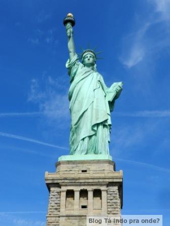 Estátua da Liberdade, Nova York, Estados Unidos
