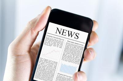 beberapa aplikasi baca berita dapat uang, pulsa, hp,. voucher game belanja dan hadiah lainnya