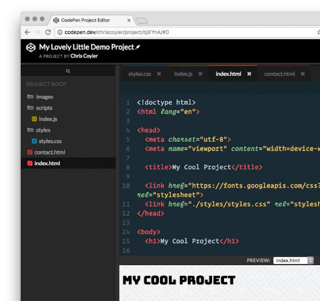 CodePen Projects -Web Design tools to streamline your workflow and  boost creativity-Hire A Virtual Assistant