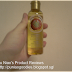 The Body Shop Beautifying Oil(s) Review