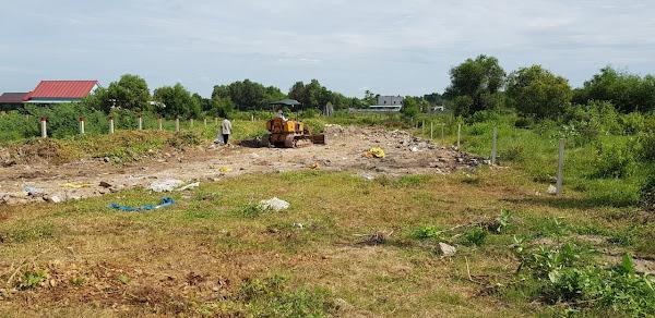 Cần bán 1000m2 đất Hồ Tràm Vũng Tàu, gần tiểu Học Hồ Tràm