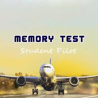 ข้อสอบ Student Pilot พร้อมเฉลย - Memory Test 2
