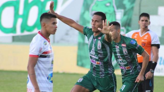 Sousa bate o São Paulo Crytal e está na decisão do Estadual