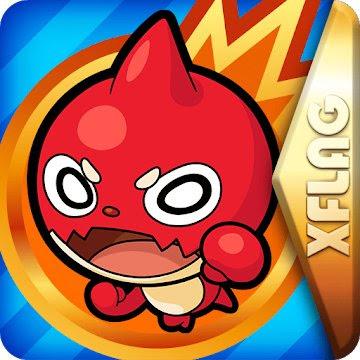 Monster Strike (MOD, Dumb Enemy/High Damage) APK Download