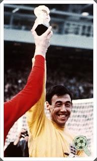 Gordon Banks England 1966