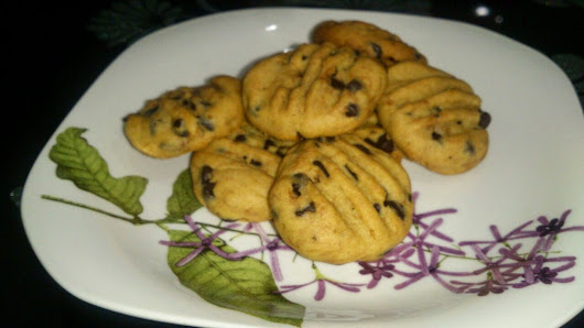 Tentang Kami..: Soft Chocolate Chip Cookies