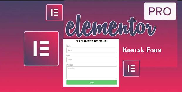 Cara Membuat Kontak Form di WordPress dengan Elementor Pro