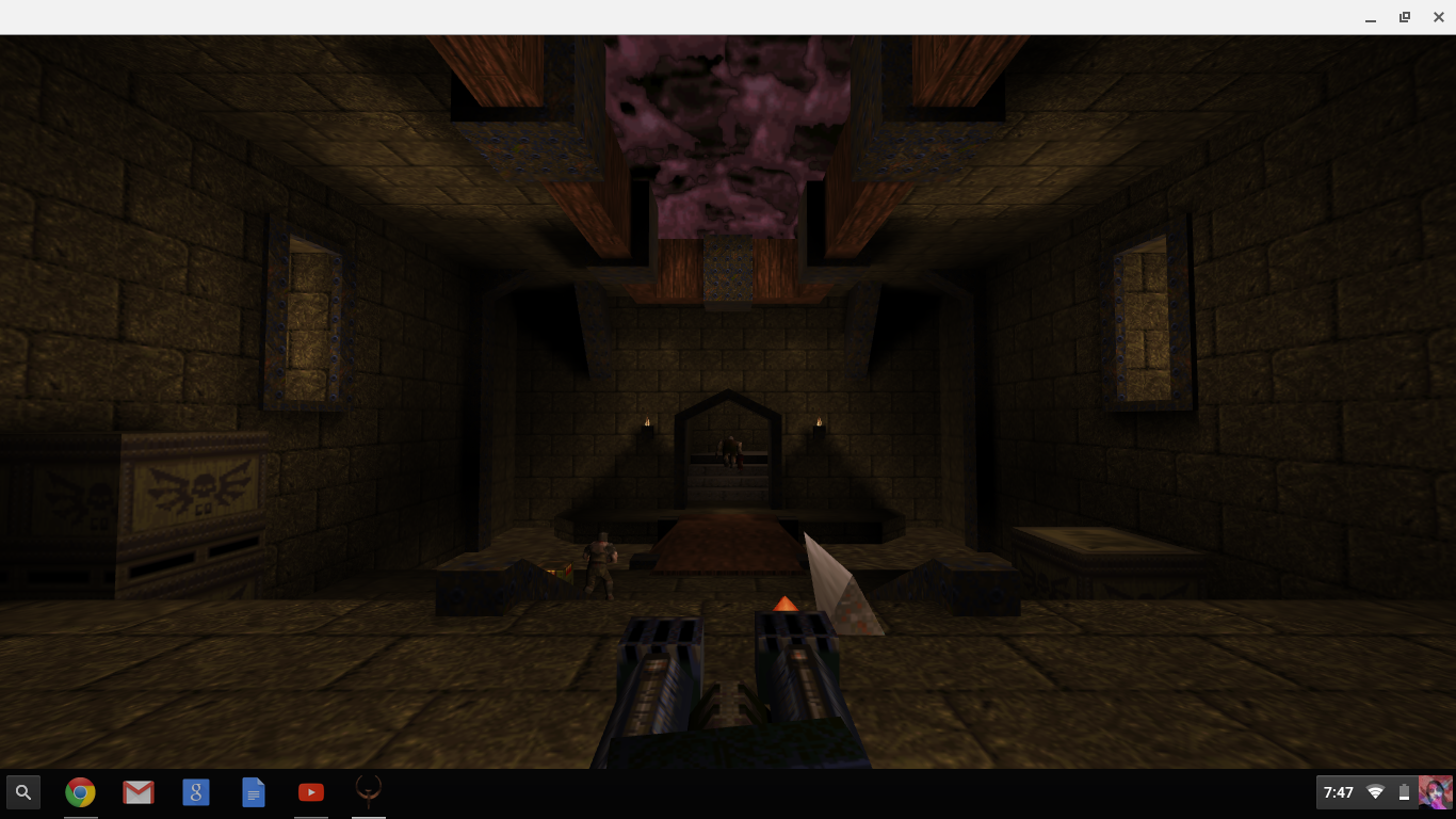 Undeadbobop's gaming blogs, and development: Web Quake for ...