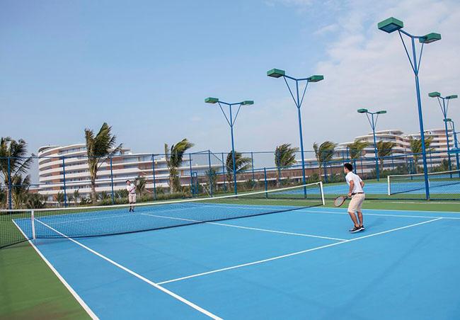 Sân Tennis FLC Quy Nhơn