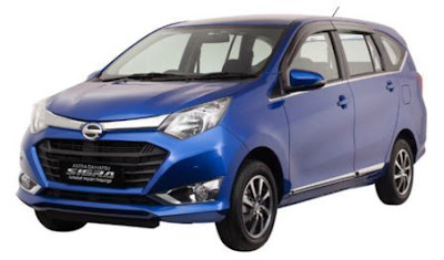 Mobil impian keluarga yang Pas Daihatsu Sigra