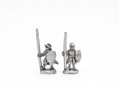 EMM4 Spearmen in padded jacket