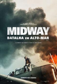 Midway: Batalha em Alto Mar Torrent – BluRay 720p/1080p Dual Áudio<