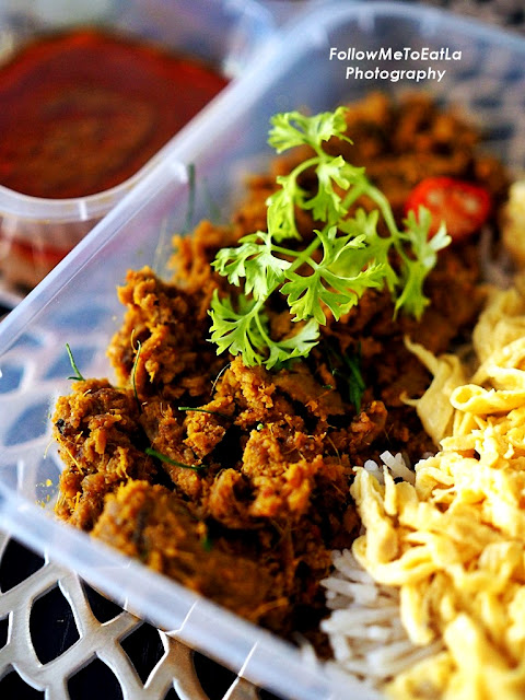 MCO VALUE Nasi Lemak VALUE Pork Rendang Nasi Lemak  RM 12.90