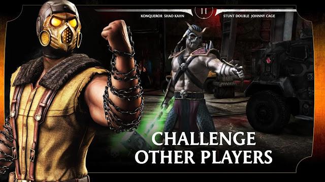 لعبة مورتال كومبات Mortal Kombat X v2.1.1 مهكرة
