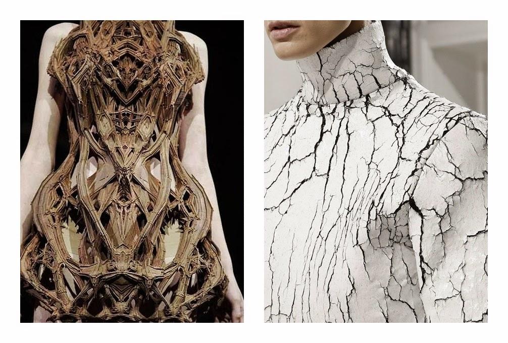Origami Inspired Dress