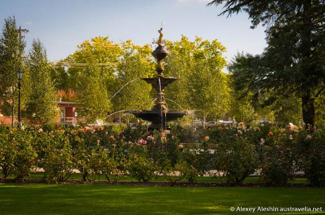 Victory Memorial Gardens, Wagga Wagga, New South Wales