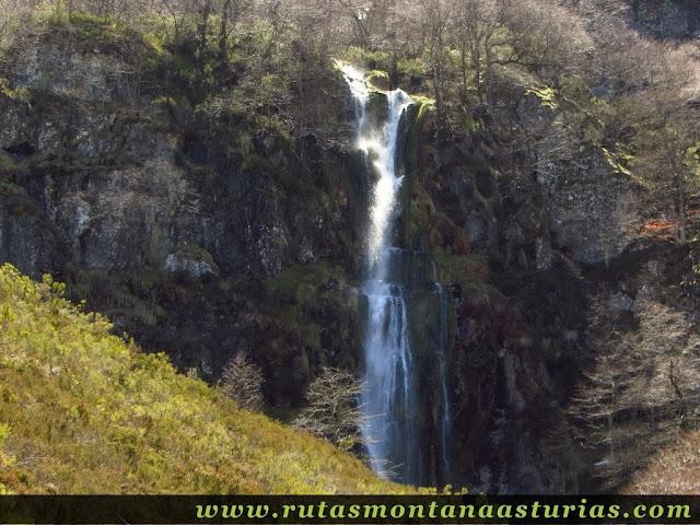 Cascada oTabayón de Mongallu