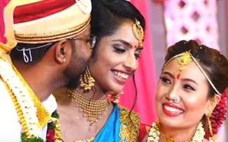 Malaysian Indian Wedding Highlights Of NAVEEN & SHIUAN