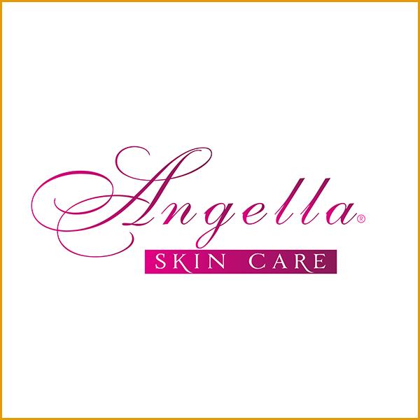 thiet ke logo dep angella