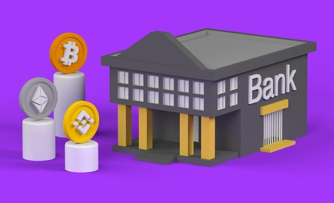 blockchain ngân hàng toàn cầu tiền điện tử Bitcoin