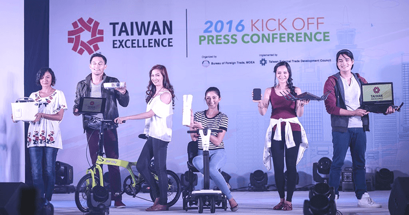 Taiwan Excellent 2016