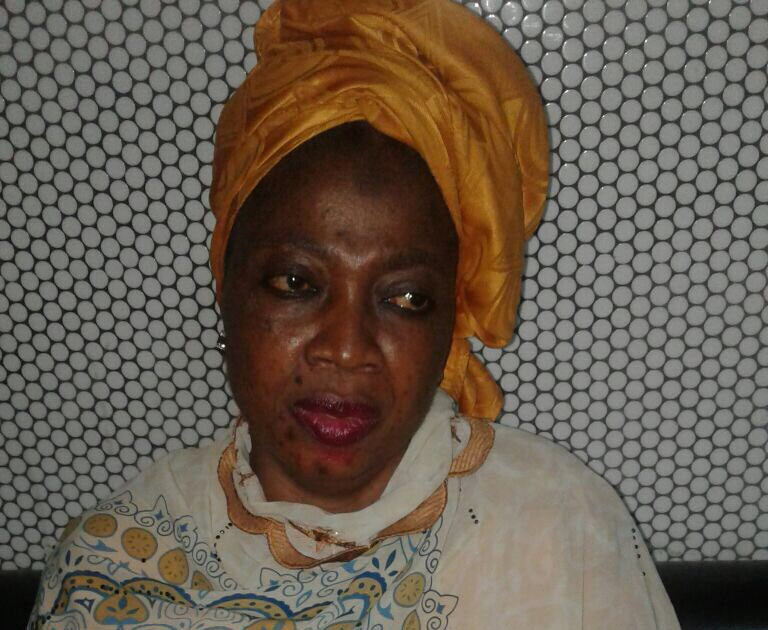 57-year-old grandma busted with cocaine at Lagos airport