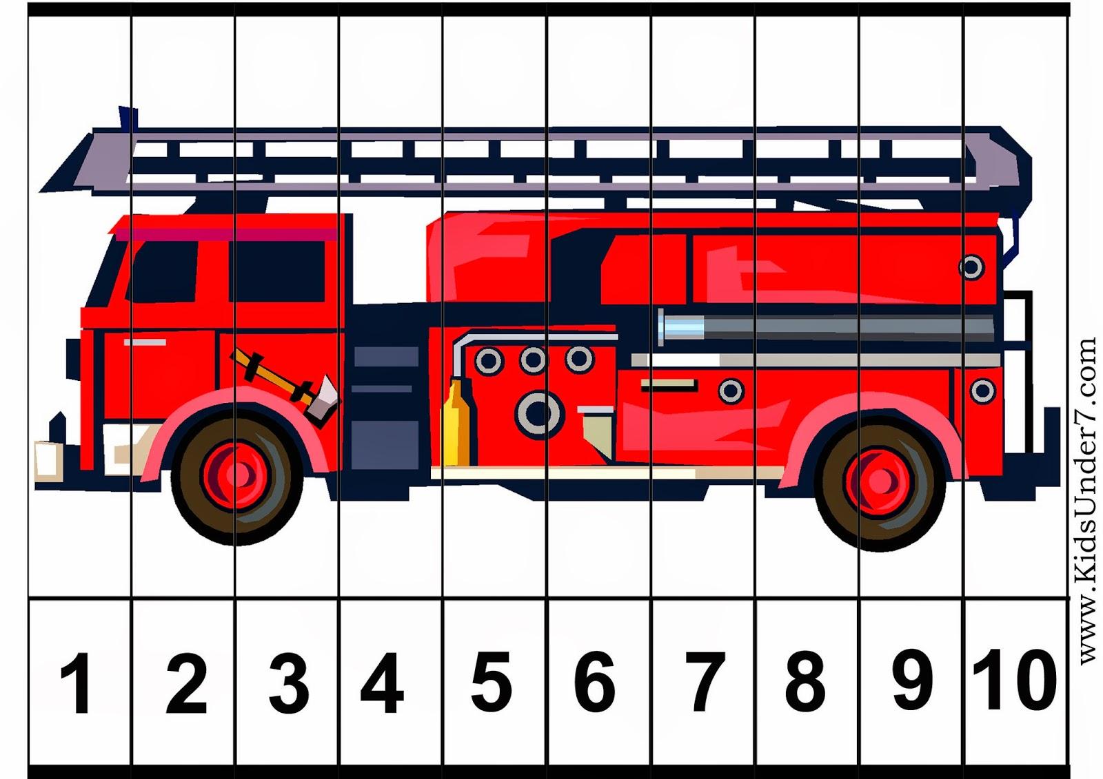 Kids Under 7 Kids Preschool Puzzles