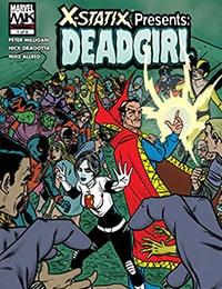 X-Statix Presents: Dead Girl Comic