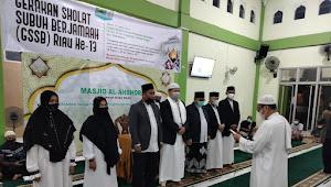 Pengukuhan Pejuang Subuh Riau, Pj Sekdraprov: Ramaikan Solat Subuh Seramai Solat Jumat