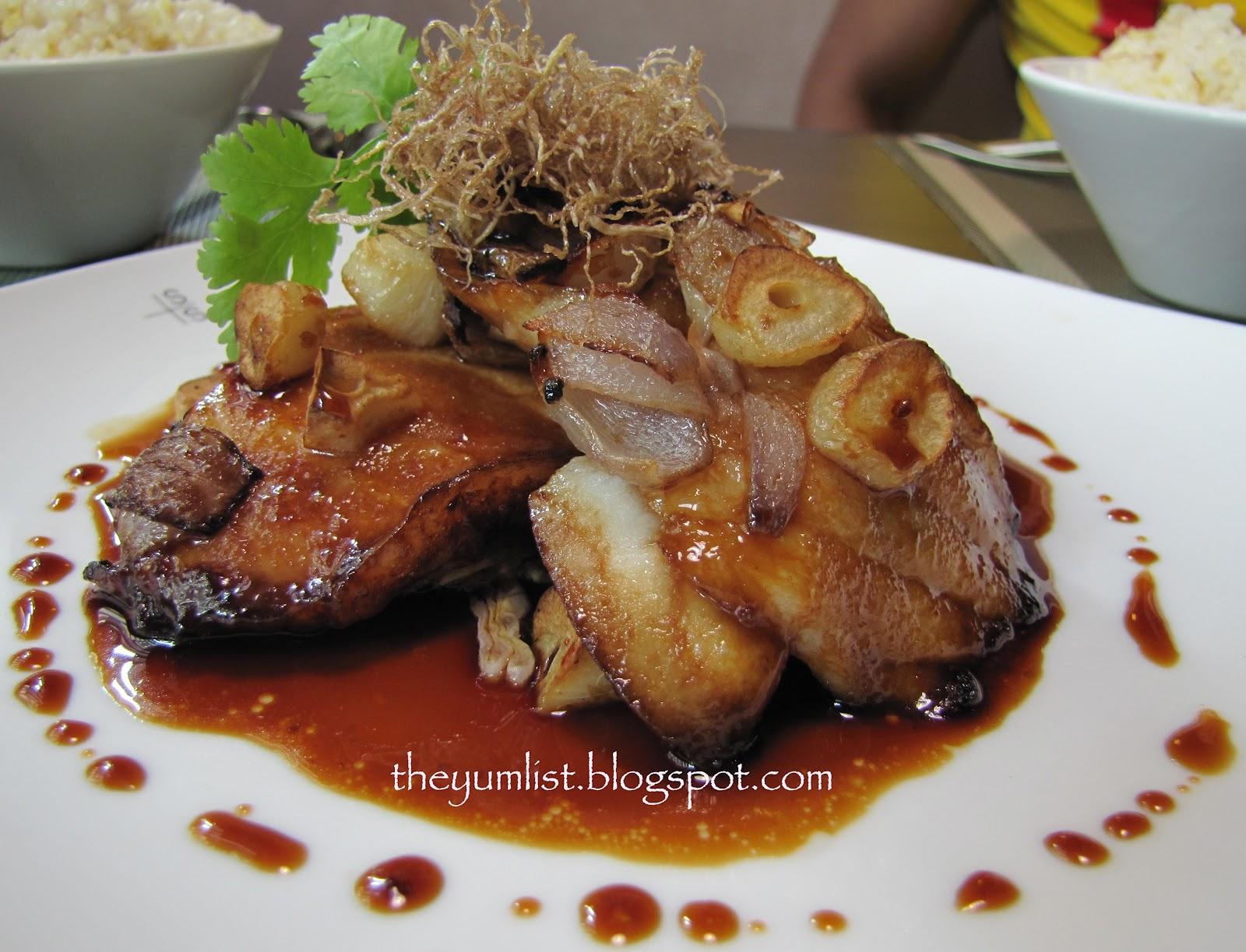 Soy, G Hotel, Gurney Drive, Penang, Malaysia - The Yum List