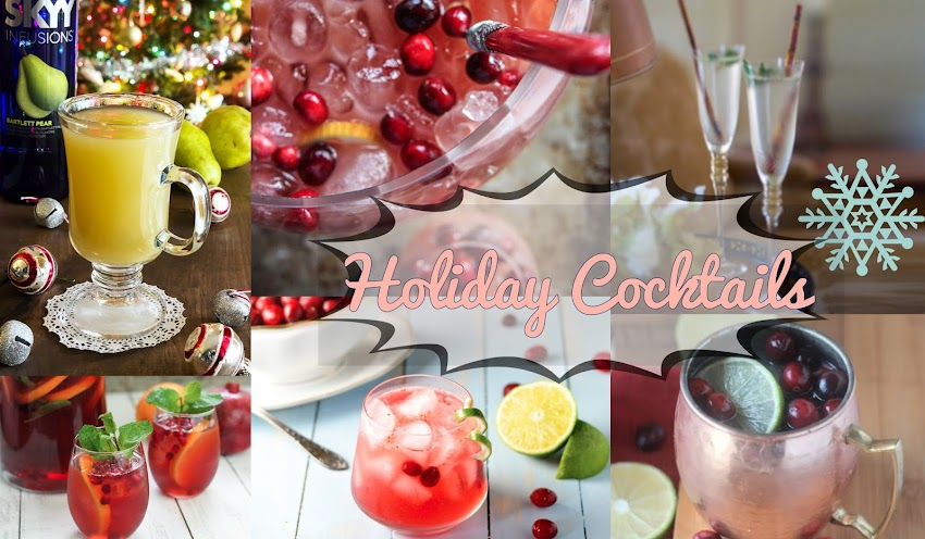 Holiday Cocktail Hunt