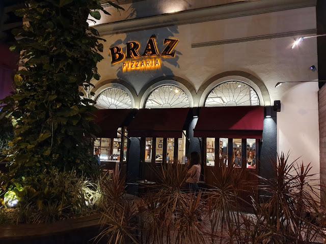 Blog Apaixonados por Viagens - Bráz Pizzaria - Novidades - Gastronomia